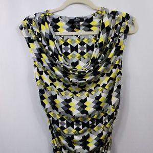 Alfani medium  paterned blouse